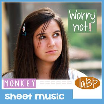 Sheet Music - Monkey song