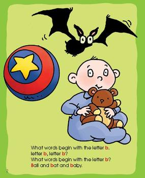 Singing the Consonant Sounds Read-Along eBook & Audio Track