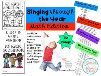 Singing through the Year (Math edition)