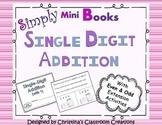 Single Digit Addition Activities: Simply Mini Books