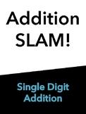 Single Digit Addition Slam!