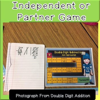 Single Digit Addition and Subtraction Board Games
