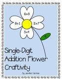 Single-Digit Addition Craftivity