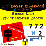 Single Digit Multiplication Escape Room | The Escape Classroom