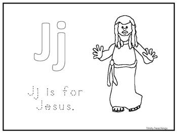 Single Jesus Worksheet.  Jesus and His Disciples Preschool-Kindergarten Bible