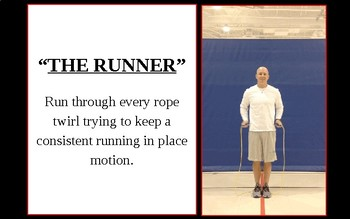 Single Jump Roping in PE - Skill Challenges