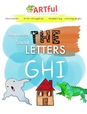 Single Letter Sounds - GHI