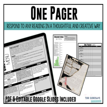 Single-Page Snapshot