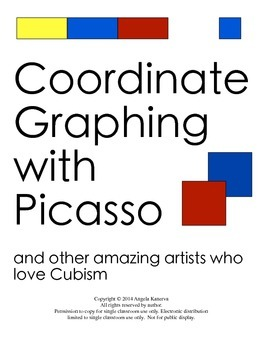 Single Quadrant Coordinate Graphing With Picasso