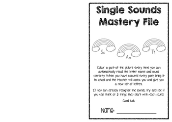 Single Sounds Mastery File