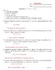 Single-Step, Multi-Operation Word Problems