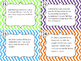 Single Step Multiplication and Division Word Problems Task Cards Grades 3-5