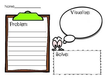 Single Step and Multiple Step Problem Solving Worksheet