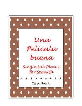 Single Sub * Plan 1 For Spanish