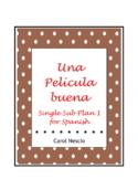 Single Sub * Plan 1 For Spanish ~ Una película buena