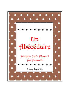 Single Sub * Plan 3 For French