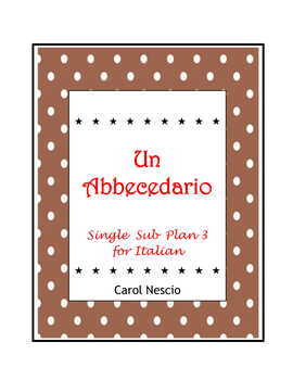 Single Sub * Plan 3 For Italian