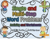 Single and Multi-Step Word Problems