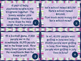Single and Multi-Step Word Problems Task Cards 4.OA.3