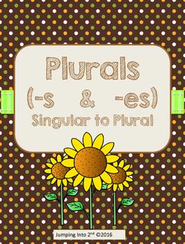 Singular Nouns Plural Nouns