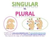 Singular - Plural: Easter