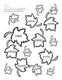 Singular & Plural Leaves