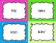Singular & Plural Nouns AND Singular & Plural Possessives Card Sets
