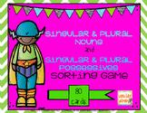 Singular & Plural Nouns AND Singular & Plural Possessives