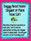 Singular & Plural Nouns Center