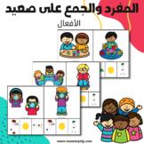 Singular/ Plural Verbs in Arabic