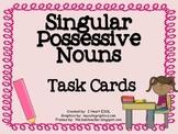 Singular Possessive Nouns Task Cards