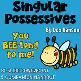 Singular Possessives PowerPoint