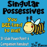 Singular Possessives PowerPoint