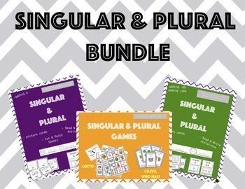 Singular and Plural Bundle