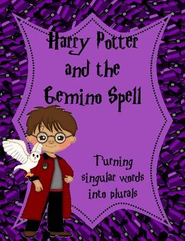Singular and Plural - Harry Potter's Gemino Spell
