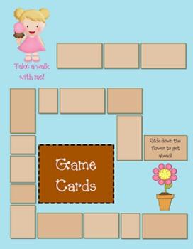 Singular and Plural Noun Activities - Center Games, Worksheets