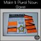 Singular and Plural Noun Games and Quiz