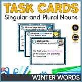 Singular and Plural Nouns Task Cards