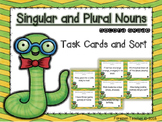 Singular and Plural Nouns - 2 Activities