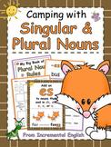 Singular and Plural Nouns: -s, -es, -ies, -ves & irregular nouns