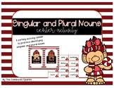 Singular and Plural Nouns Center