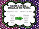 Singular and Plural Nouns Game
