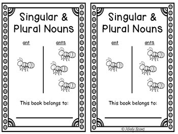 Singular and Plural Nouns Pack