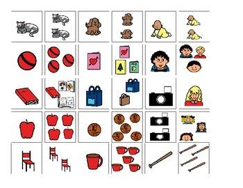 Singular and Plural Nouns (Regular plural -s)