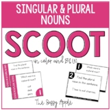 Singular and Plural Nouns Scoot
