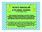 Singular and Plural Nouns Scoot/Eye-Spy