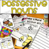 Singular and Plural Possessive Noun Activities