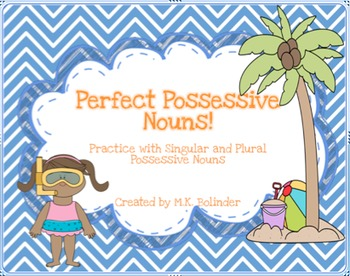 Singular and Plural Possessive Noun Bundle