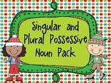 Singular and Plural Possessive Noun Pack