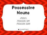 Singular and Plural Possessive Nouns